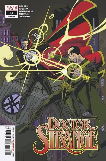 Marvel Comics Doctor Strange #8 Comic Book