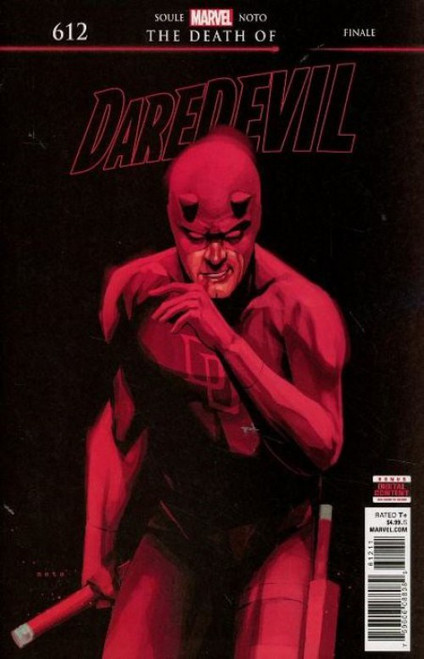 Marvel Comics Daredevil #612 Comic Book