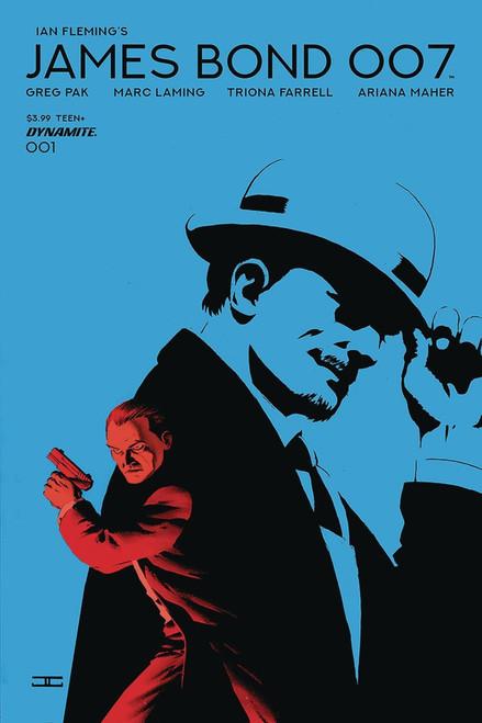 Dynamite Entertainment James Bond 007 #1 Comic Book [John Cassady Cover B Variant]