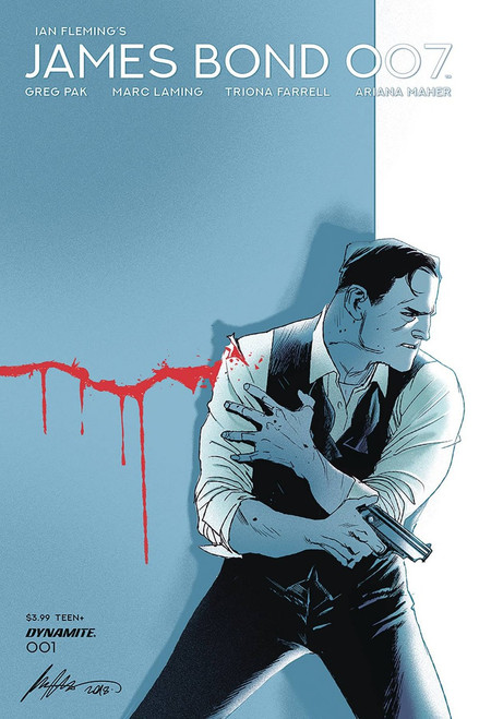 Dynamite Entertainment James Bond 007 #1 Comic Book [Rafeal Albuquerque Cover C Variant]