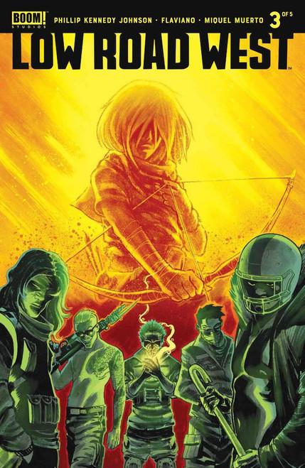 Boom Studios Low Road West #3 Comic Book