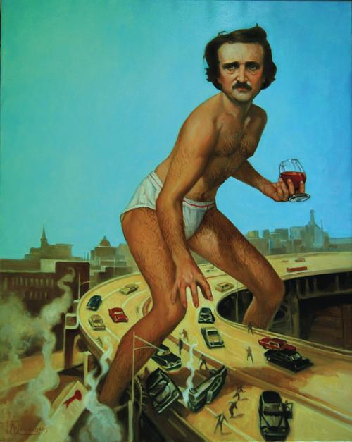 Ahoy Comics Edgar Allan Poe's Snifter of Terror #2 Comic Book