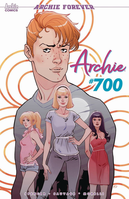 Archie Comic Publications Archie #700 Comic Book