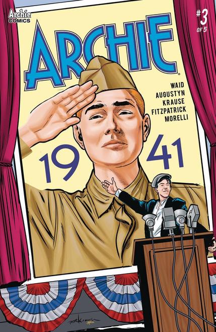 Archie Comic Publications Archie 1941 #3 Comic Book