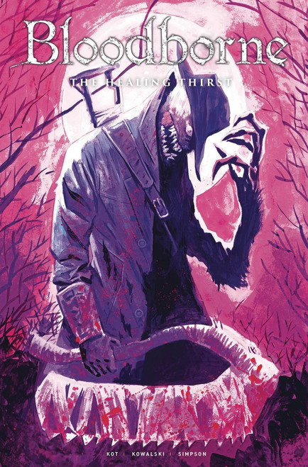 Titan Comics Bloodborne #7 Healing Thirst Comic Book
