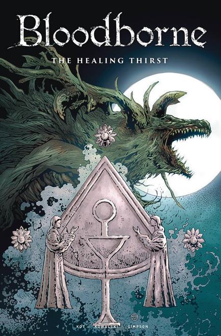 Titan Comics Bloodborne #7 Healing Thirst Comic Book [Piotr Kowalski Cover B Variant]