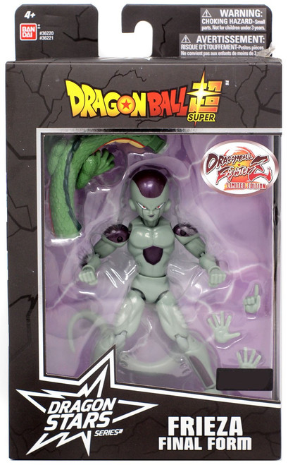 Dragon Ball Super Dragon Stars Series 2 Frieza Final Form Exclusive Action Figure