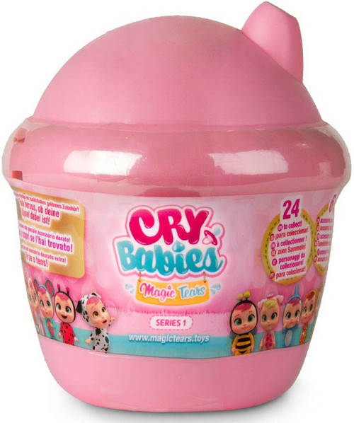 Cry Babies Magic Tears Bottle Series 1 Mystery Pack [RANDOM Color!]