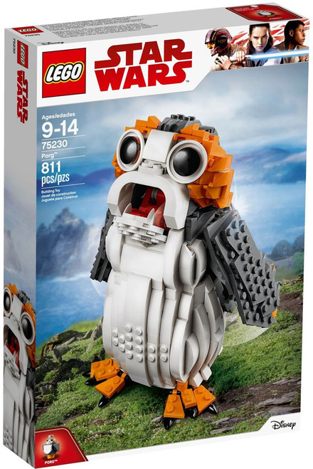 LEGO Star Wars The Last Jedi Porg Set #75230