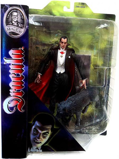 Universal Monsters Diamond Select Dracula Action Figure