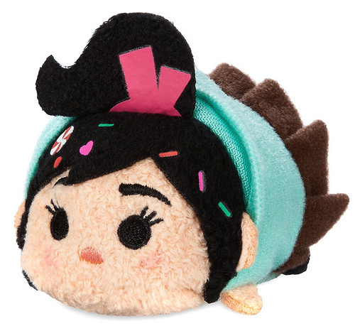 Disney Wreck-It Ralph 2: Ralph Breaks the Internet Tsum Tsum Vanellope Exclusive Mini Plush
