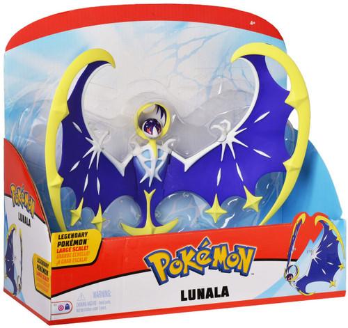 Pokemon Legendary Lunala 12-Inch Figure