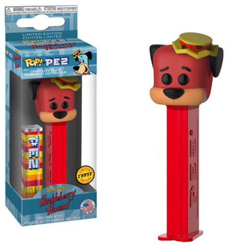 Funko Hanna-Barbera POP! PEZ Huckleberry Hound Candy Dispenser [Red, Chase Version]