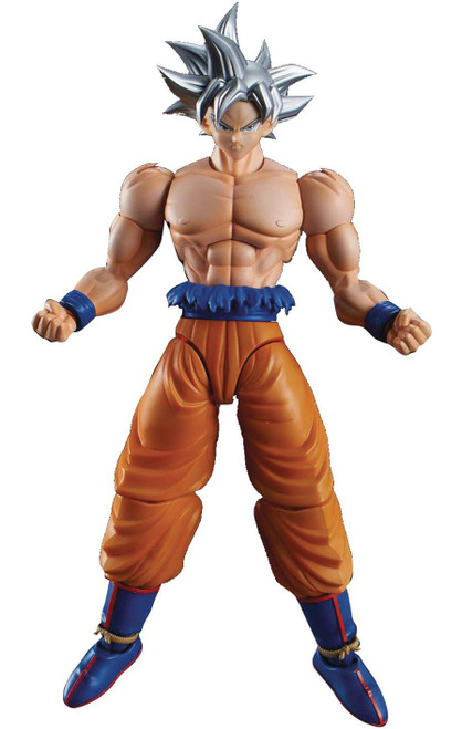 Dragon Ball Super Figure-Rise Standard Ultra Instinct Son Goku 7-Inch Model Kit Figure