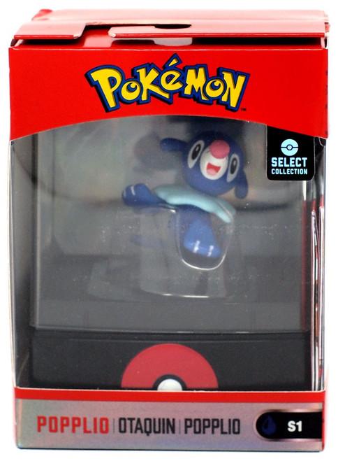 Pokemon Select Collection Series 1 Popplio 2-Inch Mini Figure