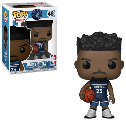 Funko NBA Minnesota Timberwolves POP! Sports Basketball Jimmy Butler Vinyl Figure #48