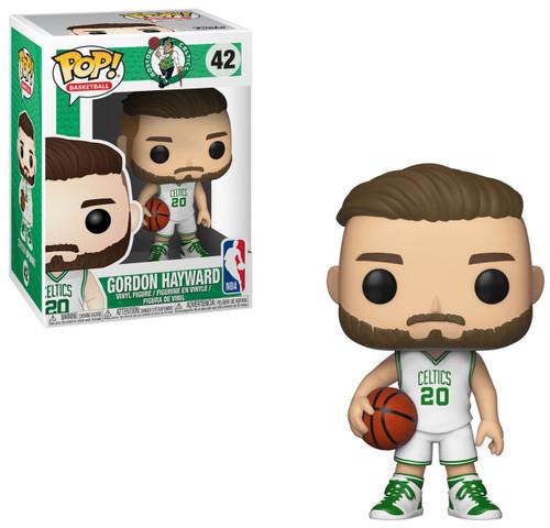 Funko NBA Boston Celtics POP! Sports Basketball Gordon Hayward Vinyl Figure #42