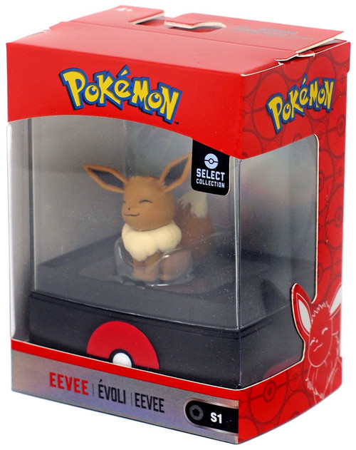 Pokemon Select Collection Series 1 Eevee 2-Inch Mini Figure