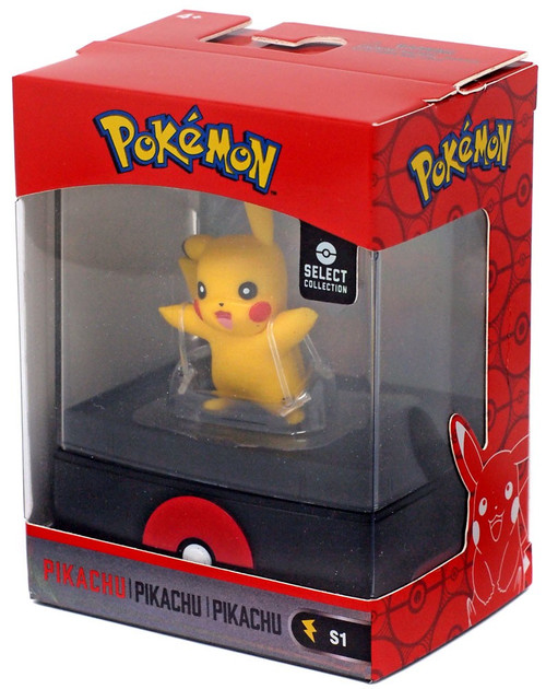 Pokemon Select Collection Series 1 Pikachu 2-Inch Mini Figure