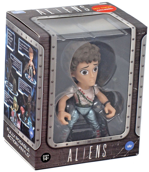 Aliens Ellen Ripley Exclusive Vinyl Figure [Metallic Worried]