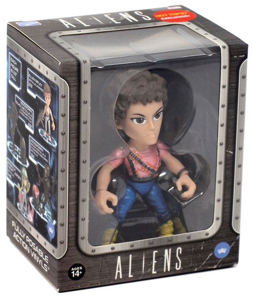 Aliens Ellen Ripley Exclusive Vinyl Figure [Metallic]