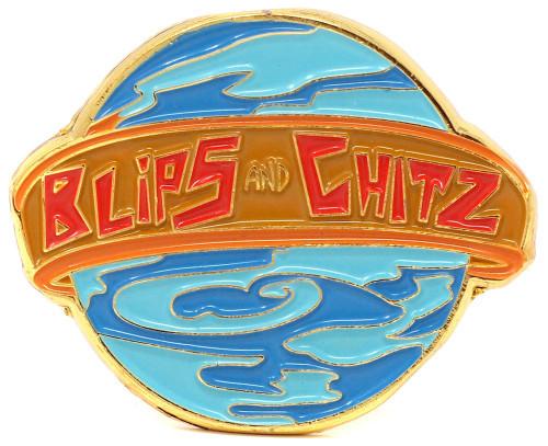 Funko Rick & Morty Blips & Chitz Pin [Blue]