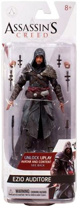 McFarlane Toys Assassin's Creed Series 3 Ezio Auditore da Firenze Action Figures