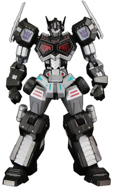 "Transformers Furai Nemesis Prime Exclusive 6.1-Inch 6.1"" Model Kit [Attack Mode]"