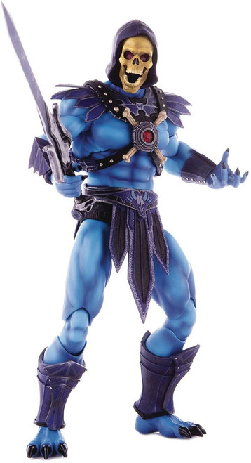 Masters of the Universe Skeletor Deluxe Action Figure