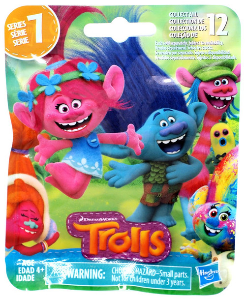 Trolls Series 7 Mystery Pack