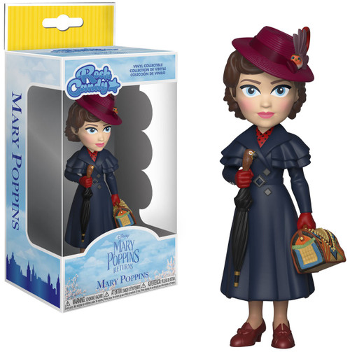Funko Disney Mary Poppins Returns Rock Candy Mary Poppins Vinyl Figure