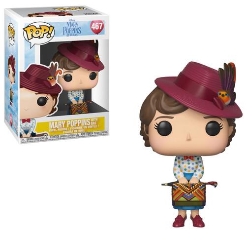 Funko Mary Poppins Returns POP! Disney Mary Poppins Vinyl Figure #467 [With Bag]