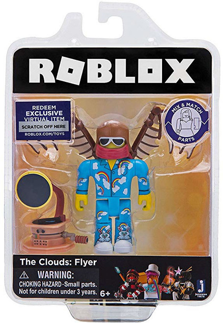 Roblox The Clouds: Flyer Action Figure