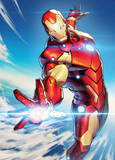 Marvel Comics Tony Stark: Iron Man #5 Comic Book [Battle Lines Variant]