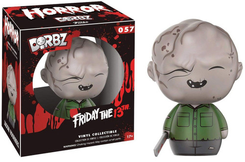 Funko Friday the 13th Dorbz Jason Voorhees Exclusive Vinyl Figure #57 [Unmasked]