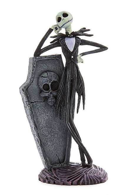 Disney The Nightmare Before Christmas Jack Skellington Exclusive PVC Figure [Loose]