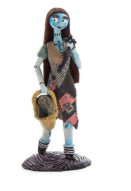 Disney The Nightmare Before Christmas Sally Exclusive PVC Figure [Loose]