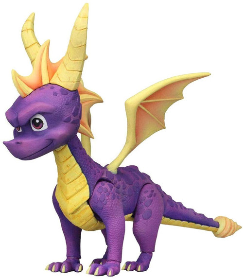 NECA Spyro Action Figure