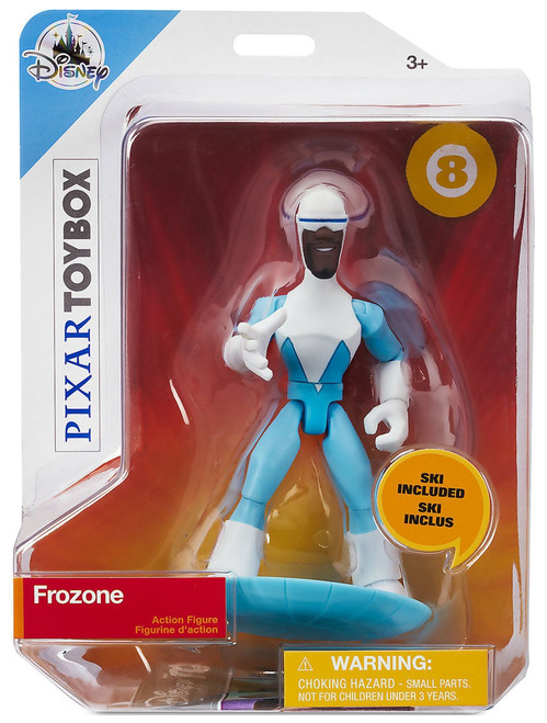 Disney / Pixar Incredibles 2 Toybox Frozone Exclusive Action Figure