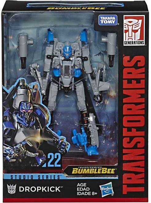 Transformers Generations Studio Series Dropkick Deluxe Action Figure #22 [Version 1]