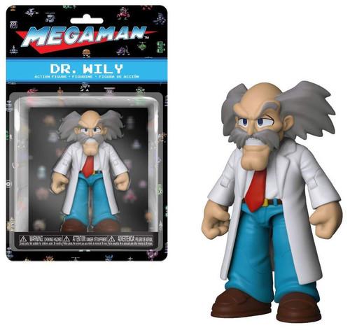 Funko Mega Man Dr. Wily Action Figure