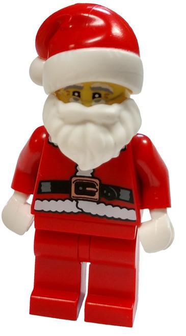 LEGO Minifigure Santa [with glasses Loose]