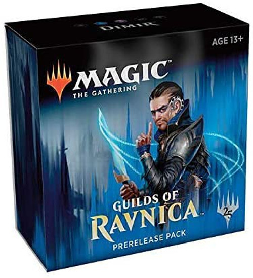 MtG Trading Card Game Guilds of Ravnica Dimir Pre-Release Kit [5 packs & 1 Guild Pack]