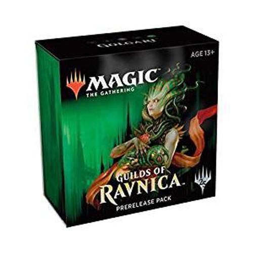 MtG Trading Card Game Guilds of Ravnica Golgari Pre-Release Kit [5 packs & 1 Guild Pack]