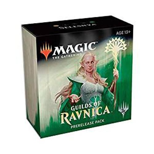 MtG Trading Card Game Guilds of Ravnica Selesnya Pre-Release Kit [5 packs & 1 Guild Pack]