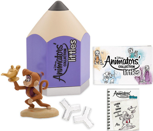 Disney Littles Animators' Collection Series 8 Exclusive Mystery Pack [Light Purple]