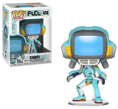 Funko FLCL POP! Animation Canti Vinyl Figure #458