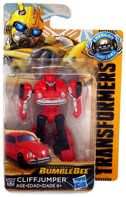 Transformers Bumblebee Movie Energon Igniters Cliffjumper Action Figure