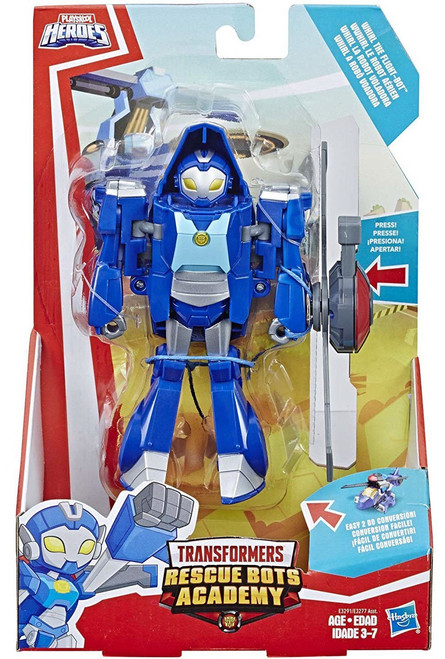 Transformers Robot Academy Whirl the Flight-Bot Action Figure
