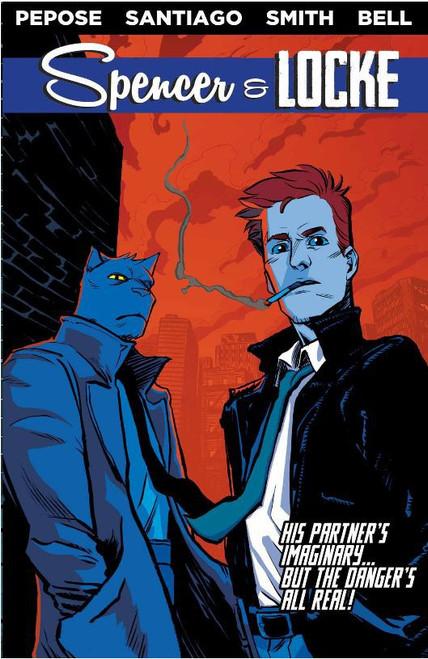 Danger Zone Spencer & Locke Trade Paperback Comic Book